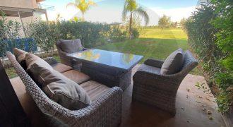 Appartement meublé 3 chambres Rez de jardin à vendre à Prestigia