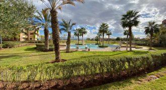 Appartement Rez de jardin front piscine et golf à la vente