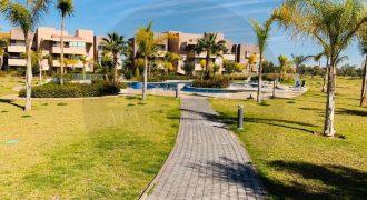 Marrakech Prestigia appartement rez de jardin 1 chambre à vendre