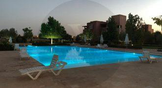Appartement 3 chambres Rez de jardin à la vente à golf City Prestigia