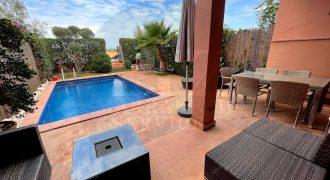 Maison villa avec piscine privative à vendre à Marrakech route de l'Ourika