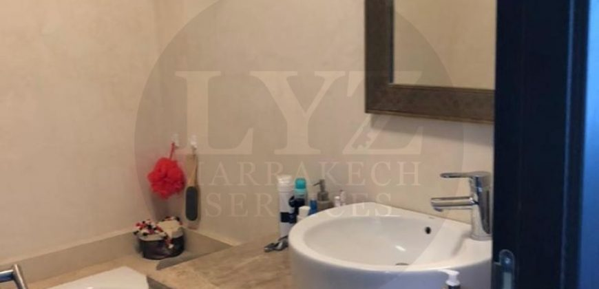 House with private pool for sale in Marrakech road of Ourika