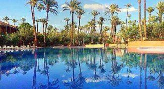 Palmeraie Marrakech Appartement à vendre de 125m²