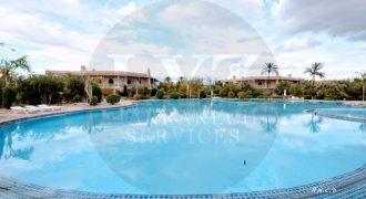 Palmeraie appartement rez de jardin à vendre à Marrakech – 3 chambres