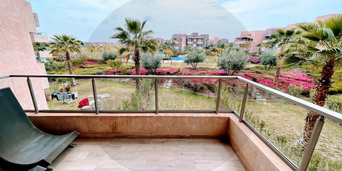 Golf City Prestigia appartement vue piscine plein sud à vendre