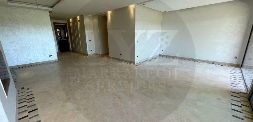 Location d'un appartement neuf à Agdal Prestigia