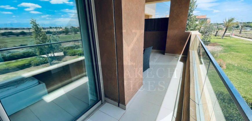 Superbe appartement à louer à Agdal golf City Prestigia