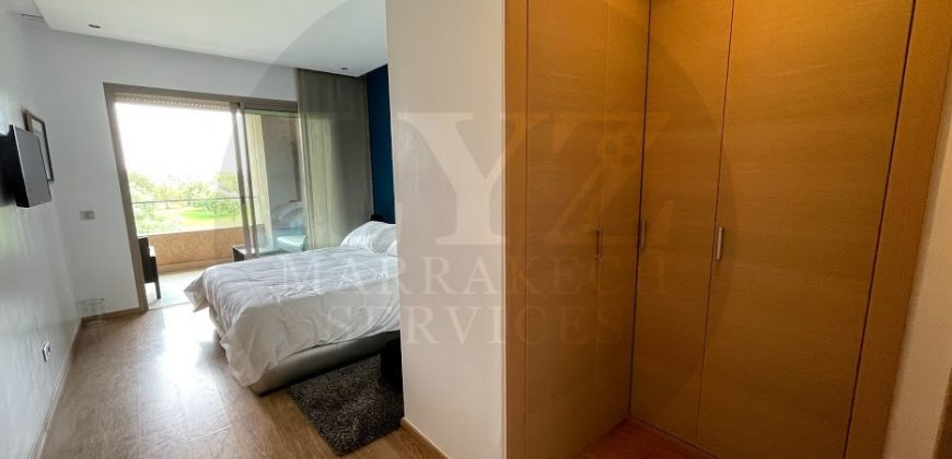 Bel appartement en location à Agdal golf City Prestigia