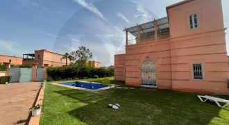 Marrakech Luxury house for sale in Amelkis