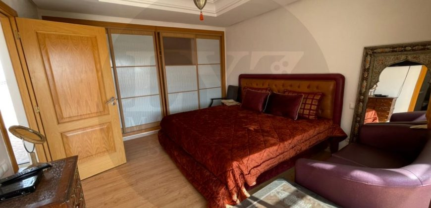 Marrakech Vend appartement duplex à Agdal 4 grandes pièces