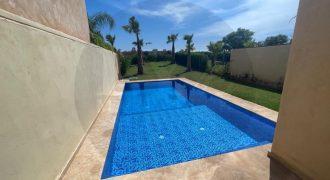 Splendid villa for sale in Agdal golf City Prestigia