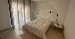Superbe appartement meublé à louer à Guéliz
