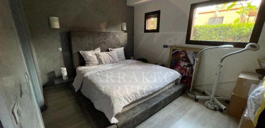 Vente appartement rez de jardin à Amelkis