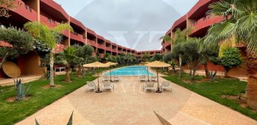 Apartment for sale in Route Casablanca collective swimming pool