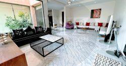 Belle villa contemporaine meublée à louer en longue durée sur la route de Ouarzazate