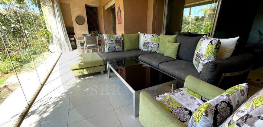 Vend appartement 3 chambres à Agdal golf City Prestigia