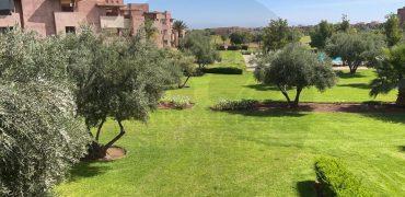 Sale of a beautiful 3 bedroom apartment at Golf City Prestigia Marrakech