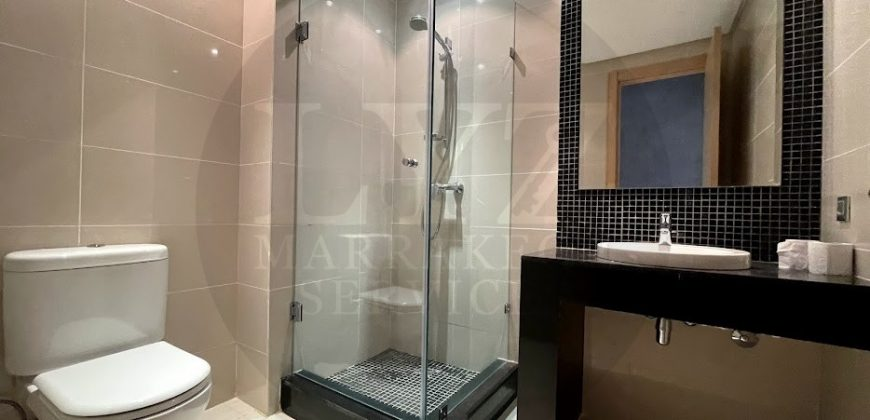 Prestigia Appartement neuf meublé à louer en longue durée Marrakech