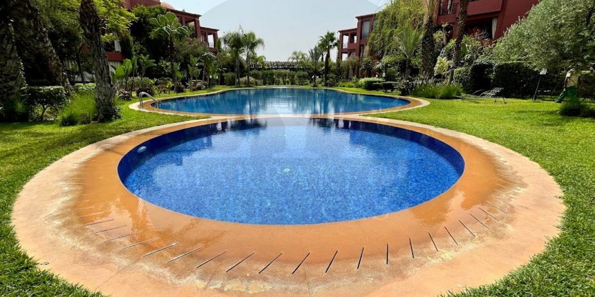 Agdal Marrakech exceptional apartment redone for sale