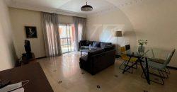 Bel appartement 3 chambres meublé à louer en longue durée a l'hivernage