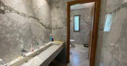 High standing villa for long term rental, Route Casablanca