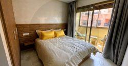 Location longue durée appartement meublé à Guéliz Marrakech