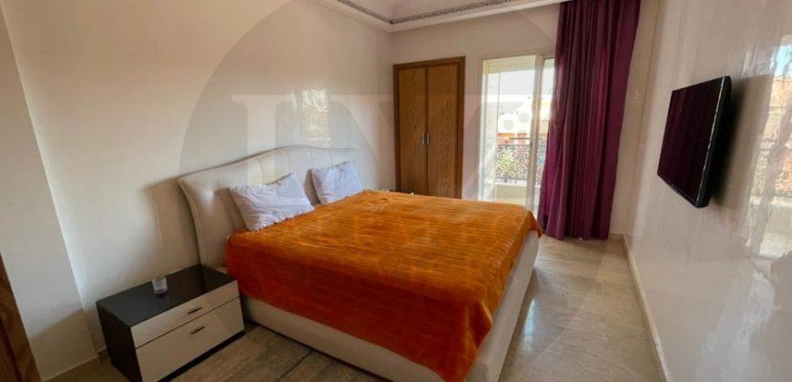 Superbe appartement à louer à Guéliz Marrakech